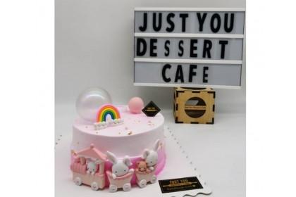 Little Rabbit Design Cake