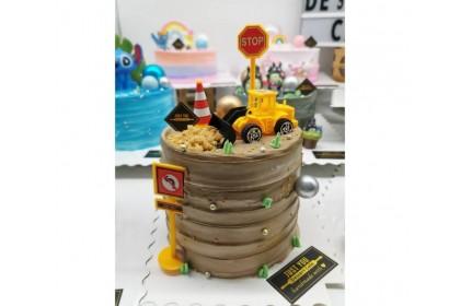 Truck Design Cake
